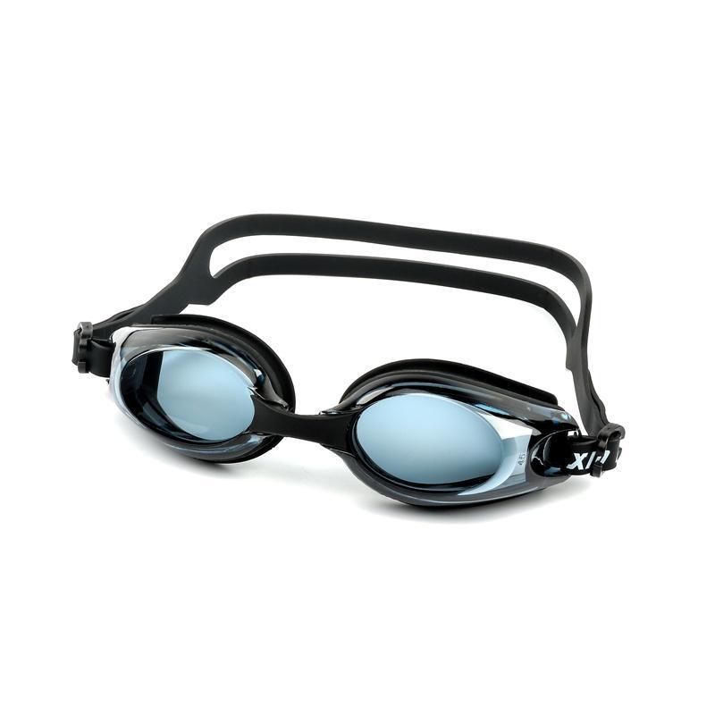 c87e6d41f7 Compre Verano Negro Antivaho Recubierto De Agua Dioptría Natación Gafas  Gafas Máscara Recetado Para Adultos Óptica Miopía Gafas De Natación Nuevo A  $33.06 ...