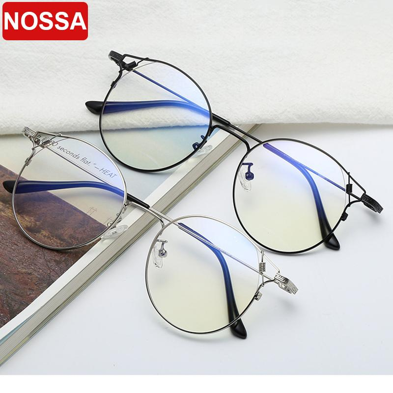 5ab388299b4 Exquisite Cat Ears Fashion Glasses Metal Full Frame Literary Spring ...
