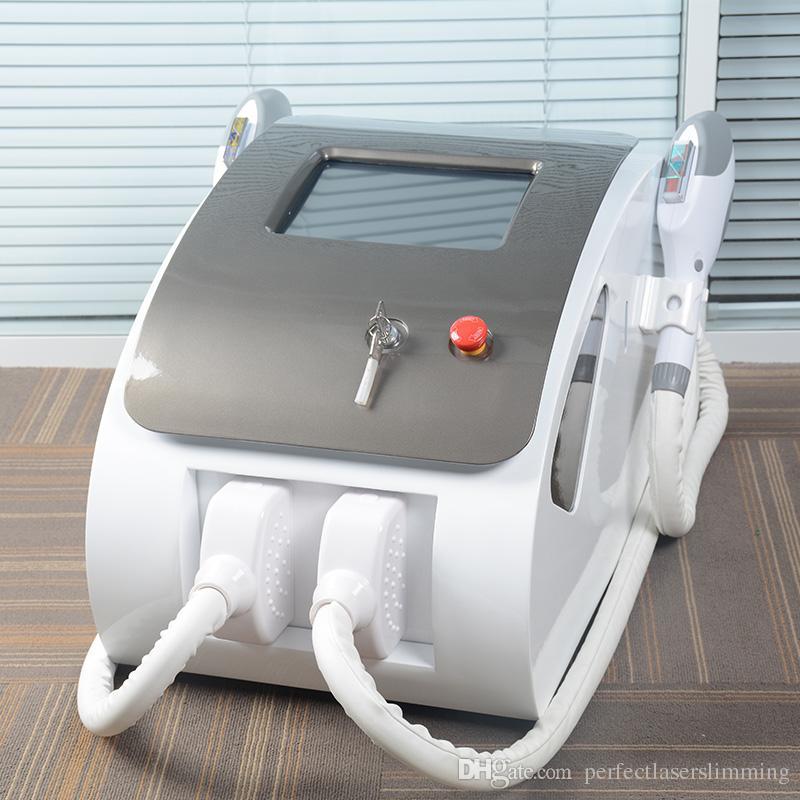 UK Xenon Lamp shr ipl opt Machine Super Shr Hair Removal Device Laser pigment acnes Remover Skin Rejuvenation IPL Machine