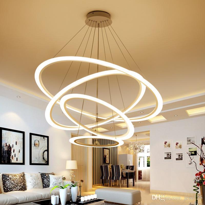 JESS New Modern Ceiling Lights For Living Room Bedroom Hallway Home ...