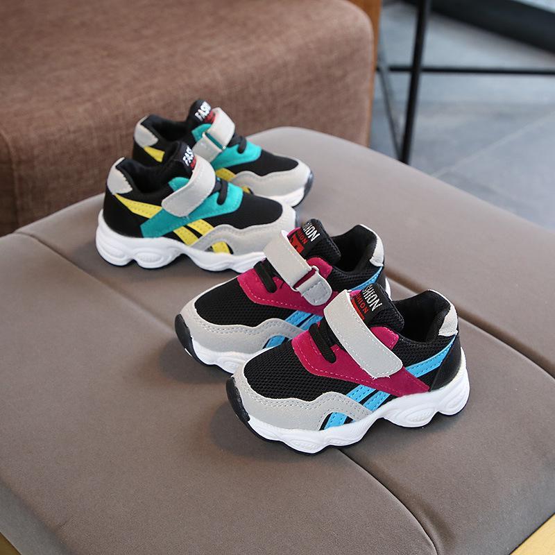 6dca69815a74d Acheter Automne Enfants Ventilation Baskets Catamite Net Fleur Filles Femme Chaussures  Pour Enfants Garçons Sport Fille Casual Chaussures Bébé Chaussures ...