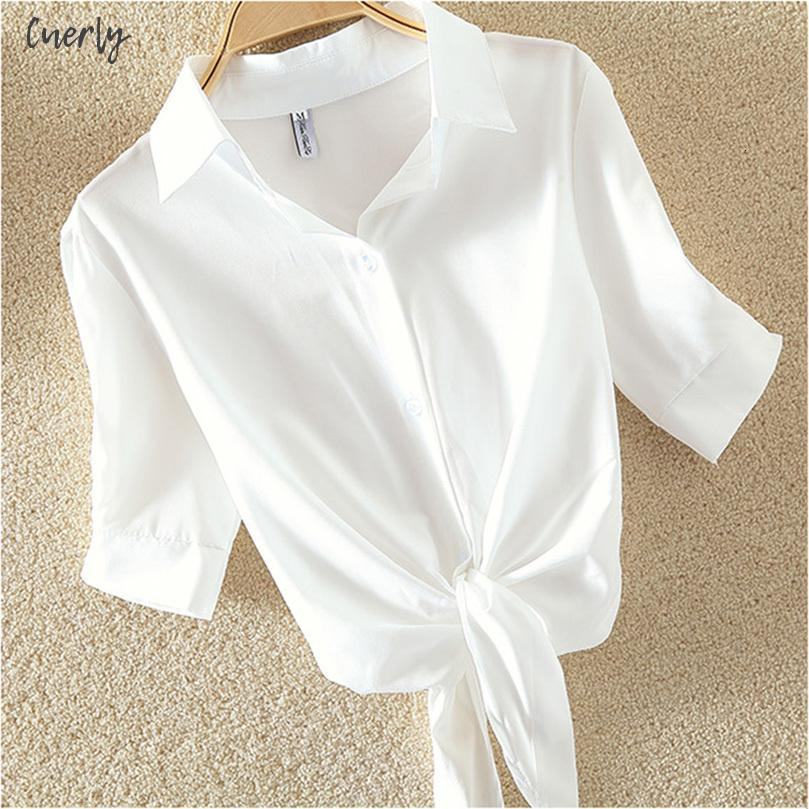 100% Cotton Womens Blouse Shirt White Summer Blouses Holiday Shirts Loose Short Sleeve Casual Tops And Blouses Women Blusas New