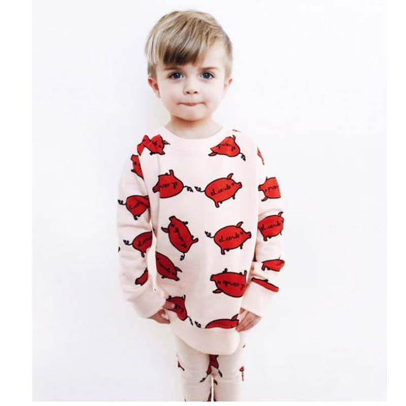 Toddler boy clothes toddler tracksuits baby girl designer clothes Baby Suit Infant Outfits 2pcs/set baby tracksuit boys clothing A2708