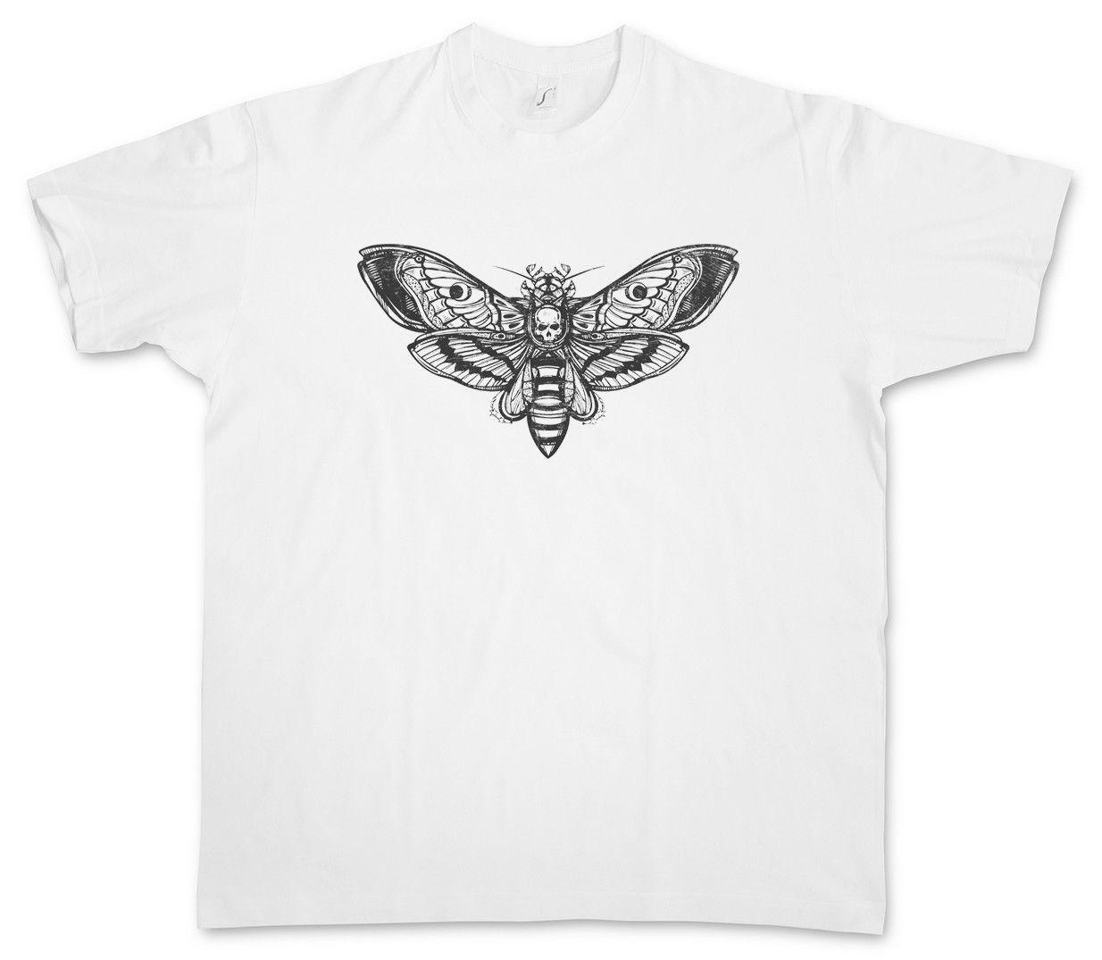 e0207bbb5ce6 DEATH MOTH T SHIRT Dead Insect Insects Entomology Zoology Science Black  White Men Women Unisex Fashion Tshirt Funny Funniest T Shirts Mens Funny T  Shirts ...