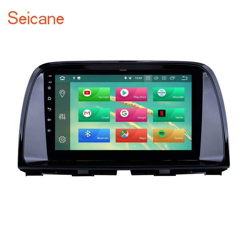 car dvd seicane android 8 1 8 0 car gps navigation unit player for rh dhgate com