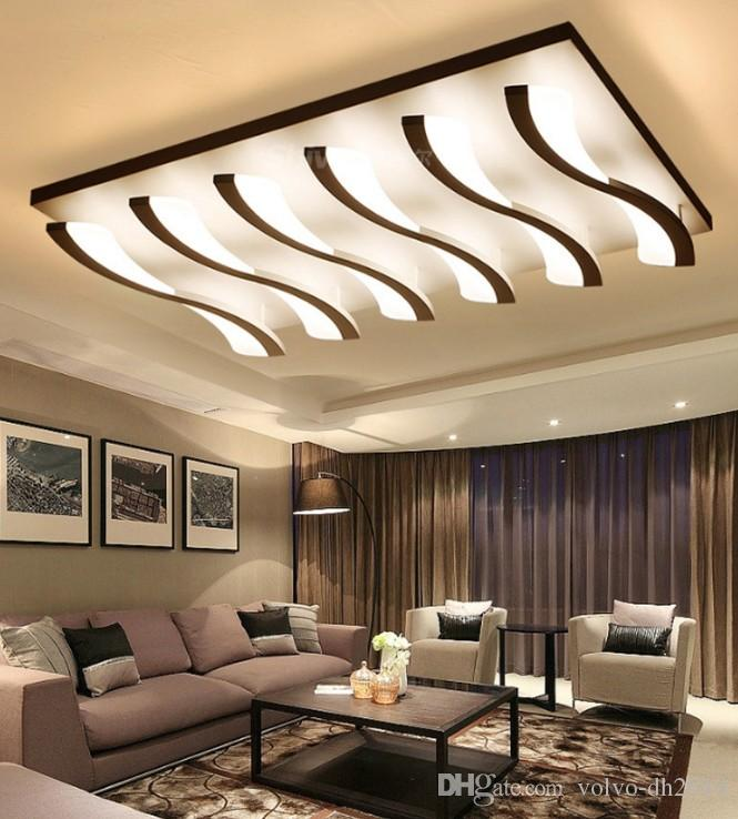 Superior 2019 Remote Control Modern LED Ceiling Lights For Living Room Art Crystal  Celling Lamps Dining Room Bedroom Lighs Fixture LLFA From Volvo Dh2010, ...