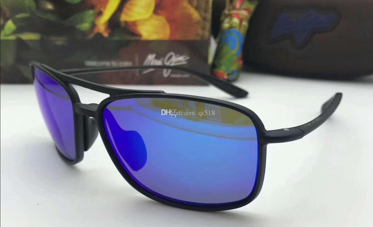 0e873cc58e Wholesale Brand MauiJim Sunglasses MJ 437 Polarized Lens Sun Glasses ...