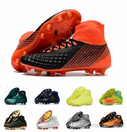 Zapatos Baratos Compre 2019 De Fútbol Botines Hombre Para jq53R4LA