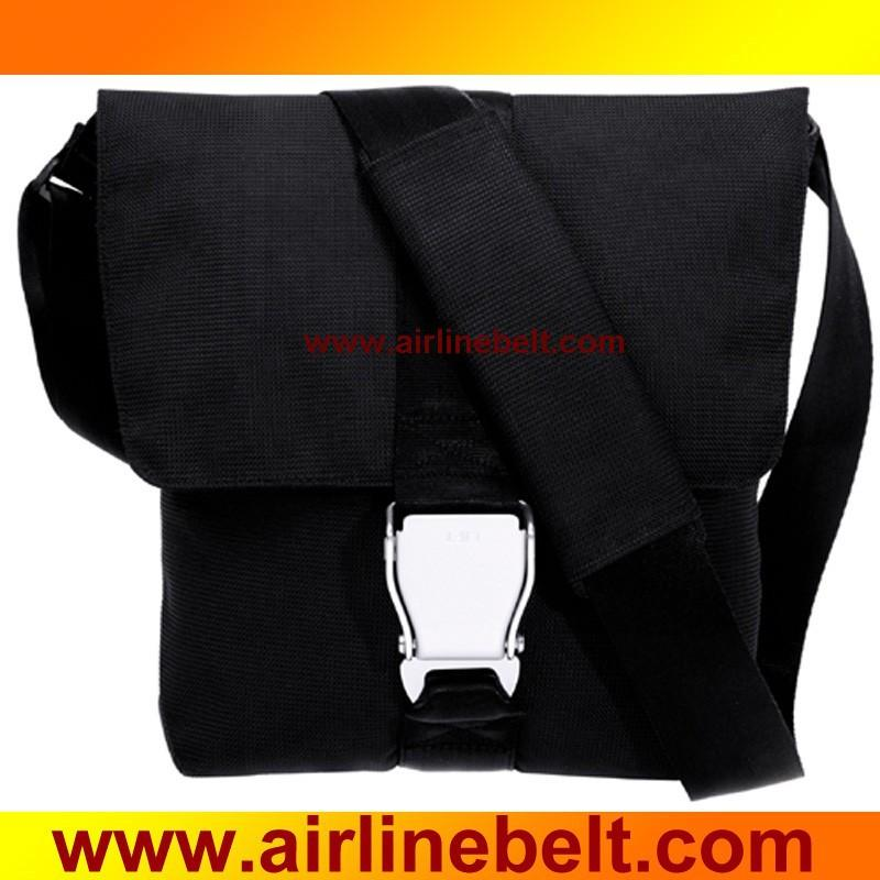 WHWB fashionable airplane seat belt buckle messenger should bag fashion bag laptop travelling man lady simple New trend