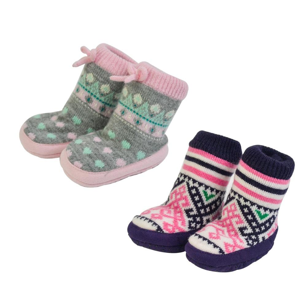 33f26a928 LionBear Baby Foot Socks For Babies Winter Shoes For Girls Boy 100 ...