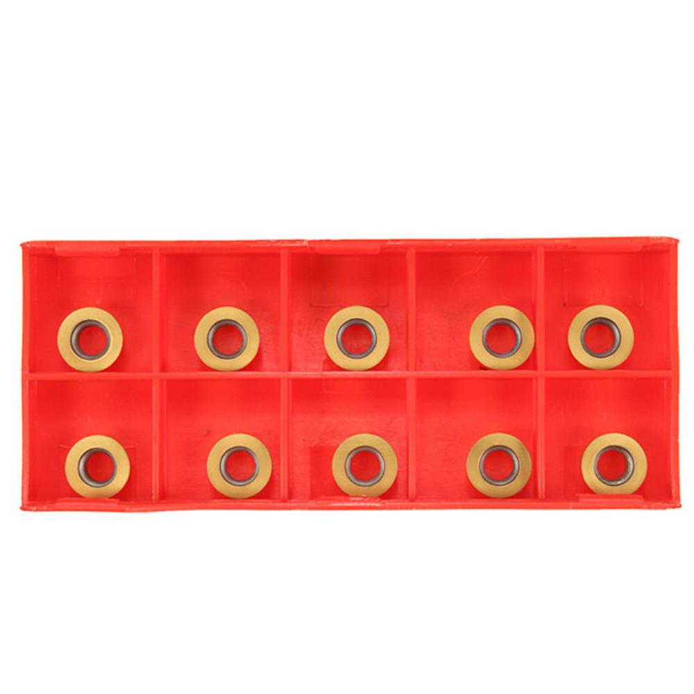 Face Milling Lathe Tool Holder + 10Pcs Carbide Inserts Lathe Turning Tool Holder Kit