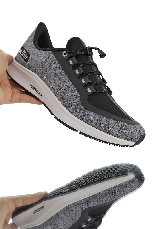the latest 6fe1d d4d45 Zoom Pegasus 35 Shield Olive Green Oreo Turbo Runing Shoes Outdoor Marathon  for Top quality 35s Casual Shoes Men Women EUR 36-45