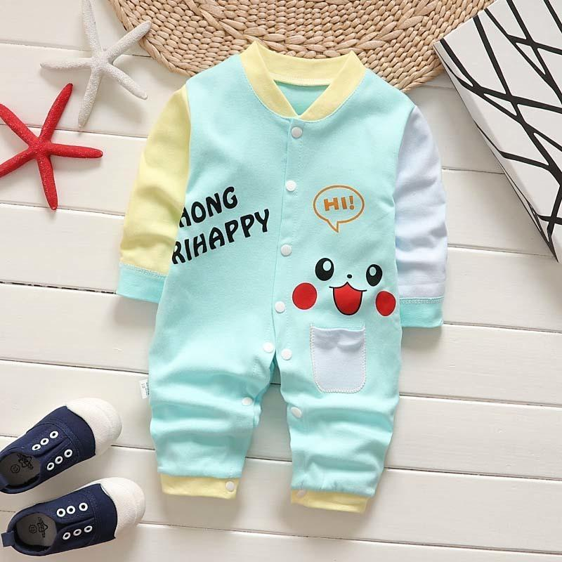 1a08ea96a 2019 Quality Baby Rompers Newborn Body Bebe Baby Boy Animal Cartoon Clothing  Baby Girl Overall For Infants Recem Nascido Clothes From Westbit14, ...