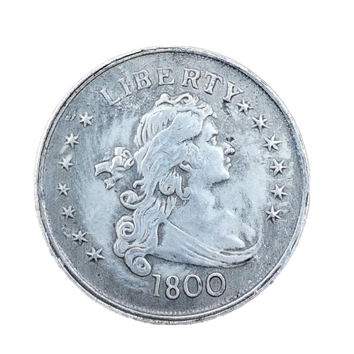Großhandel 1800 Liberty American Eagle Coins Münzen Der Vereinigten