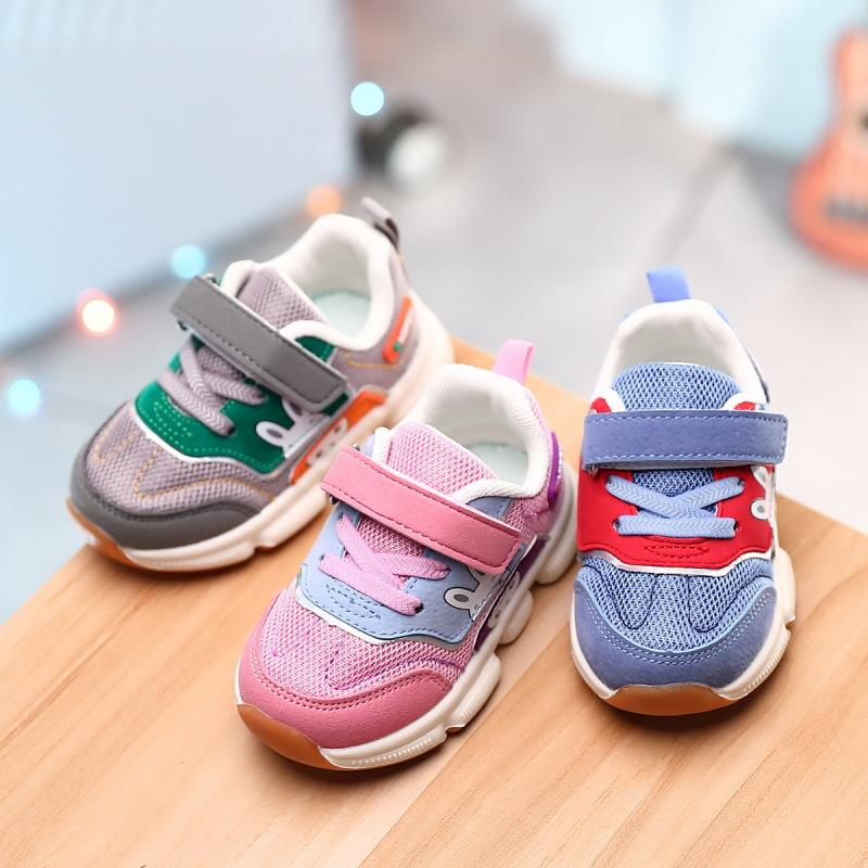 1b6e54d9dd4b3 Acheter Super Qualité e Enfant Fille   Garçon Mode Baskets Maille Casual Chaussures  Enfants Sport Chaussures De  28.05 Du Coolhi