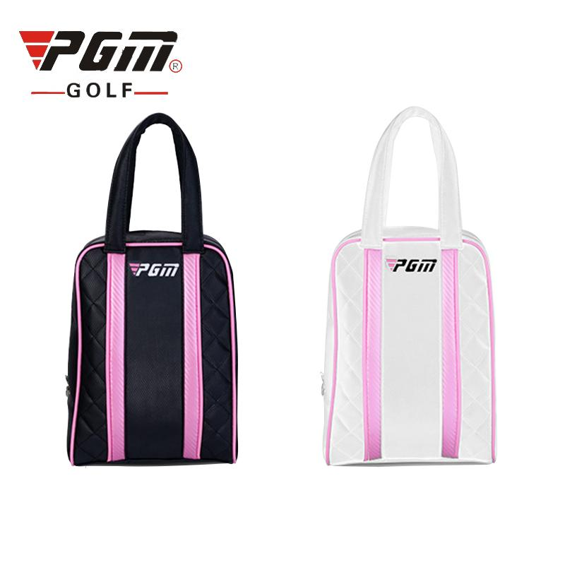 2019 Pgm Golf Shoes Bag Men And Women Golf Travel Bag Rain Cover For Shoes  Ball Outdoor Sports Mini Bags Handsbags D0051 From Cutport f644c48b5a