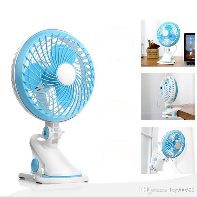 2019 portable usb mini fan mini bed mute student hostel clip office rh dhgate com