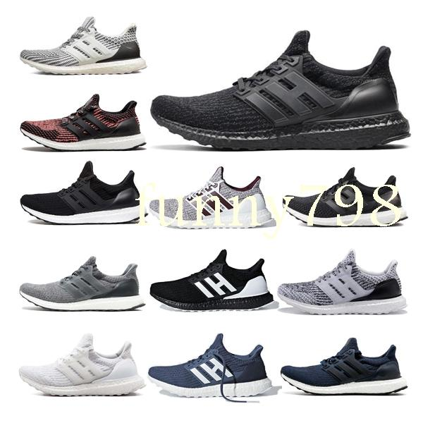 new concept 858f7 9a9d3 2019 Designer fashion luxury shoes men ultraboost women Wave Runner 4.0  running mens Training ultra Top quality chaussures Sneakers