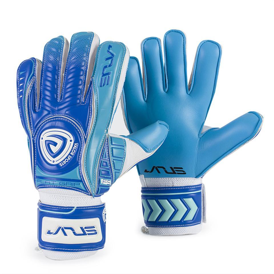 16799f15f Kids Football Gloves Boys Football Goalkeeper Gloves Soccer Goal Keeper  Goalie Training Gloves Thicken Latex Soccer