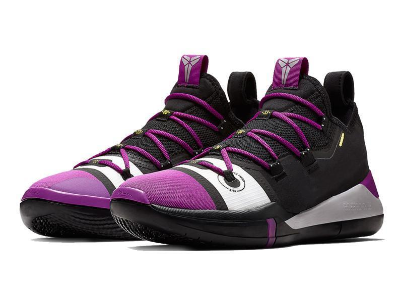 1c21ca1a212dd Free Shipping Kobe AD NXT 360 Purple Best Quality Kobe Bryant A.D 2019  Basketball Shoes Store US7-US12