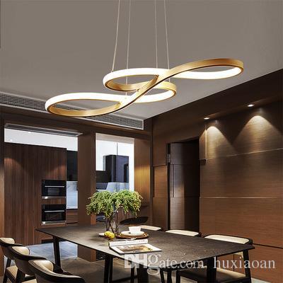 2019 Suspension Suspension Pour Salle À Manger Bar suspension luminaire  suspendre Suspension Lampe décorations pour la maison Luminaires