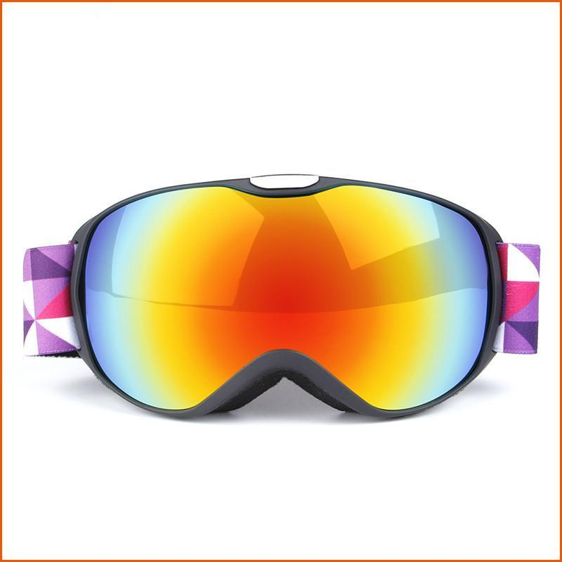 827b5900a6b Weimostar Brand Kids Ski Goggles Double UV400 Anti-fog Snow Eyewear ...