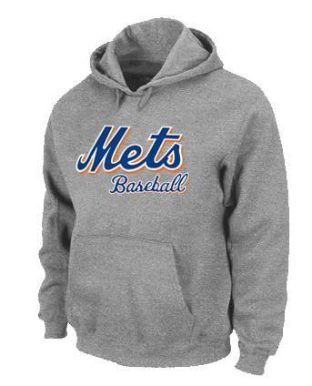 promo code 5616f 706e1 2018 Men's 01 New York Mets Royal Club Fleece Royal Logo Performance  Pullover Hoodie Sweater Jacket