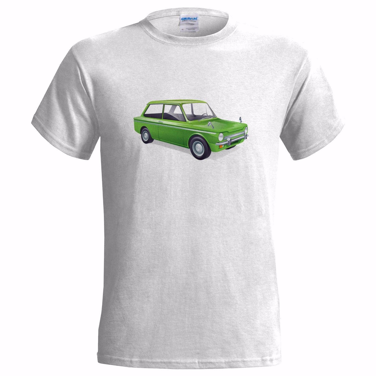32ae461cc HILLMAN CLASSIC CAR MENS T SHIRT ART VEHICLE CARS IMP RETRO GIFT PRESENT  2018 Male Short Sleeve Cool Tops Funny Offensive T Shirts T Shirt Tee From  ...