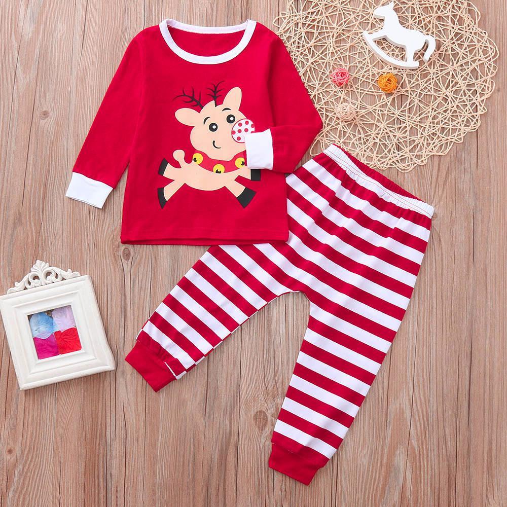 6cef366c8 2019 Good Quality Fashion Baby Clothes Set Kid Winter Clothes Fun Sleepwear  Nightwear Conjunto Infantil Children'S Clothing For Girls From Textgoods02,  ...