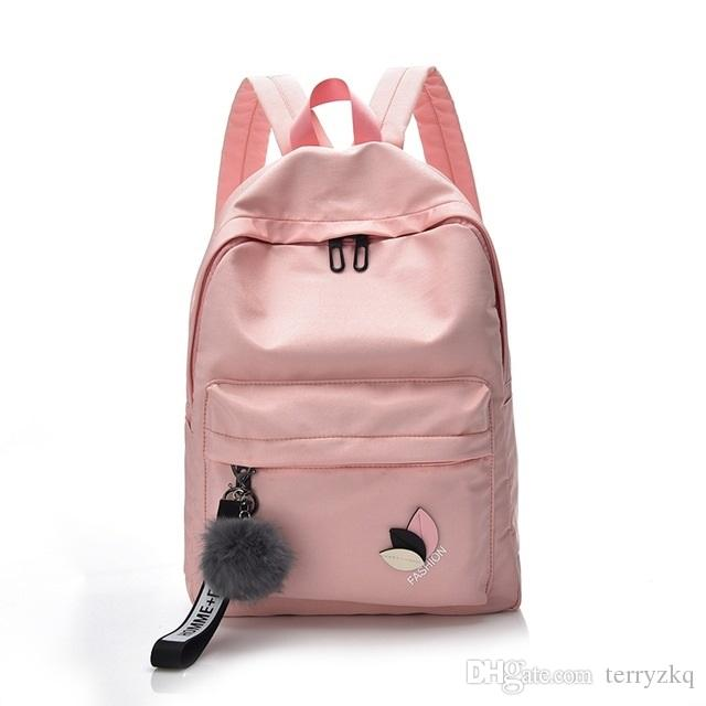 d0b2b5bd0ee6 Women s Backpack Female Backpacks School Bag For Girls Fashion ...