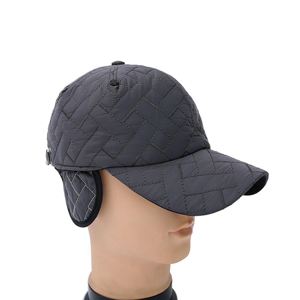 1abc4f04d8f Fashion Embroidery Baseball Hat New Cotton Baseball Cap Winter Warm ...