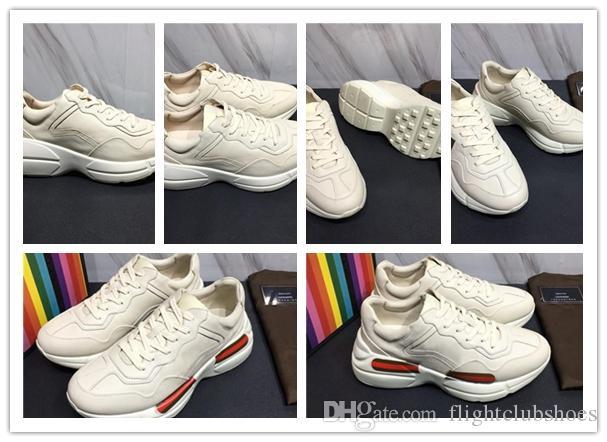 Großhandel Männer Frauen RS X Reinvention Laufsystem Weiß