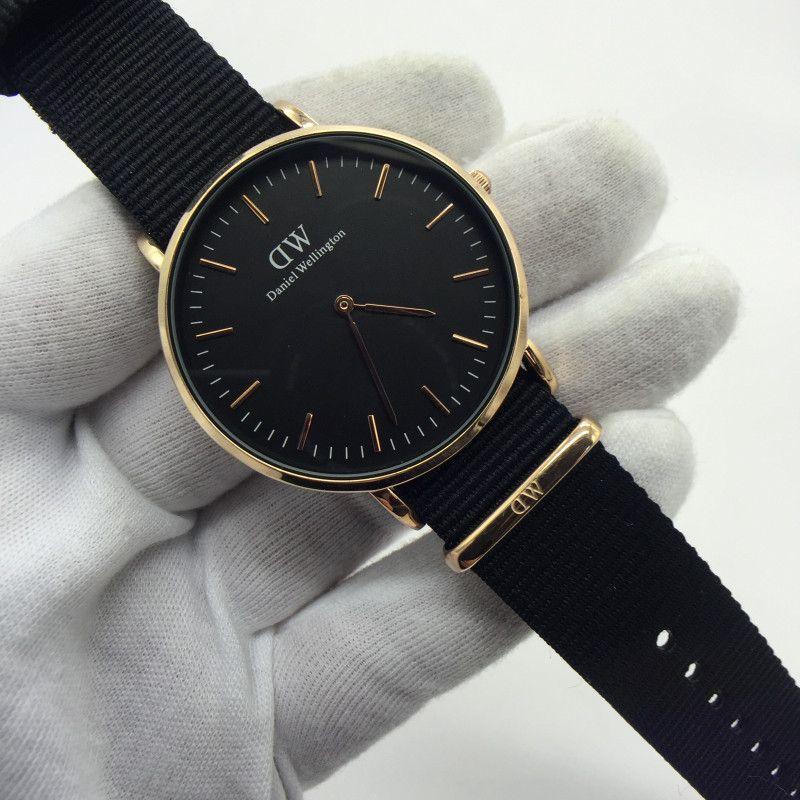 Compre Nuevo Para Hombre Para Mujer Daniel Wellington Reloj 40 MM Relojes  Hombres 36 MM Reloj Mujer DW Marca De Lujo Reloj De Cuarzo Reloj Femenino  Relogio ... d0aaee591163