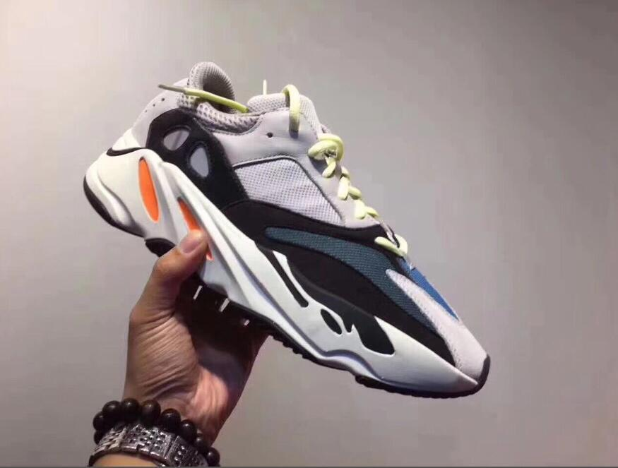 online store a5021 b165d Kanye West Wave Runner 700 Mens Women Athletic 700s Sports Aaa Grade Wave  700 Runner Shoes for Men 700 Luxury Designer Runners