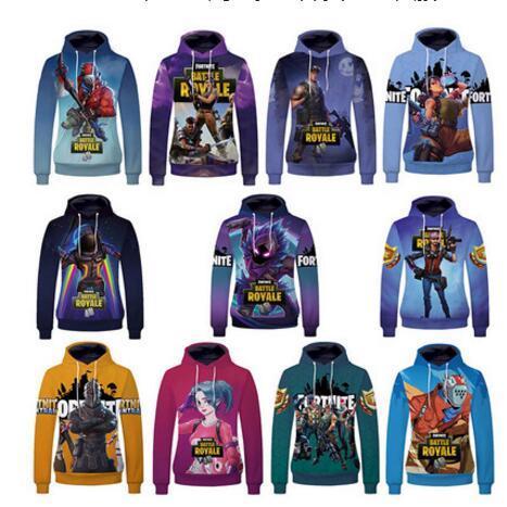 game fortnite 3d hoodie battle royable print pullover hoodies sweatershirts mens long sleeve sweatshirt hip hop sweater tops hooded mma1136 fortnite hoodie - dynamo fortnite 3d
