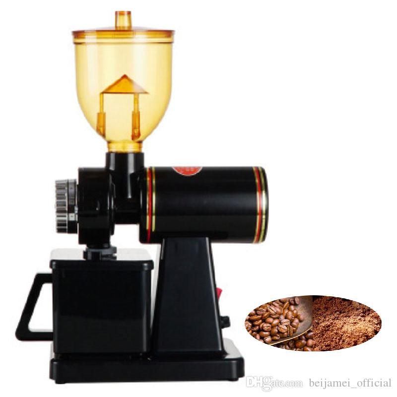 BEIJAMEI New Arrival Electric Coffee mill Bean grinder machine 220V/110V Small Coffee grinder Grinding Machine