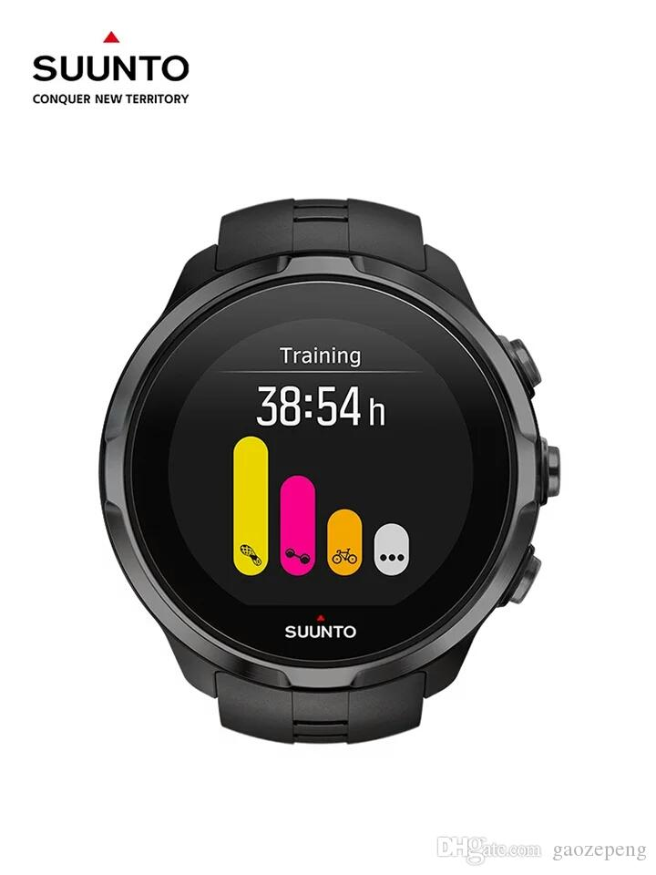 SUUNTO Sparta Sparta Fashion High End Color Screen Touch Control Double  Star Real Time Navigation Intelligent Running Watch Smartwatch India  Smartwatches ... 9724bbaf55ec