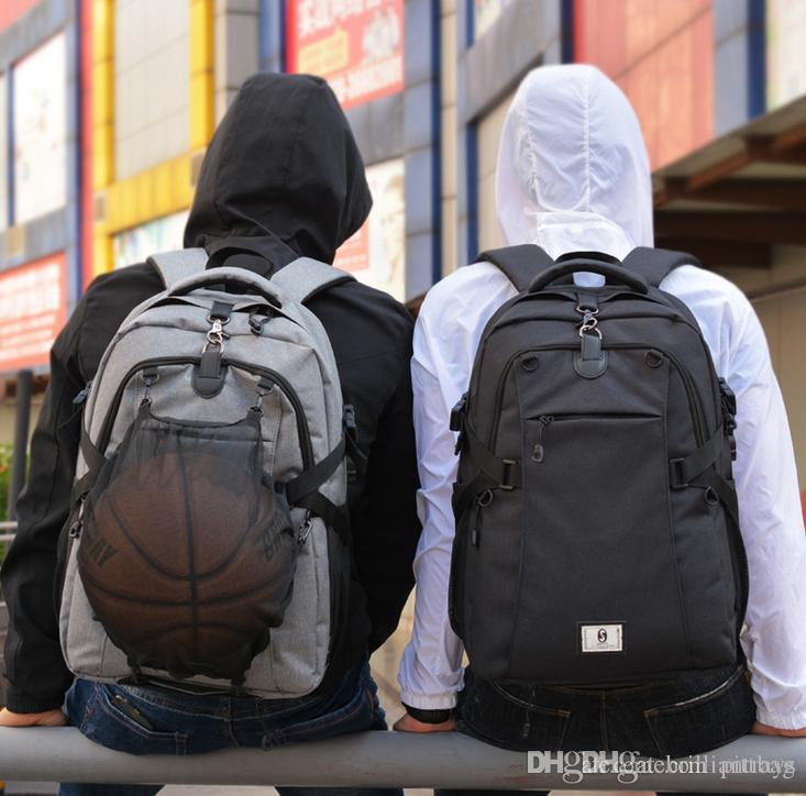 2018 Hottest New High Quality Basketball Bag Backpack Oxford Cloth ... e879a4204377b