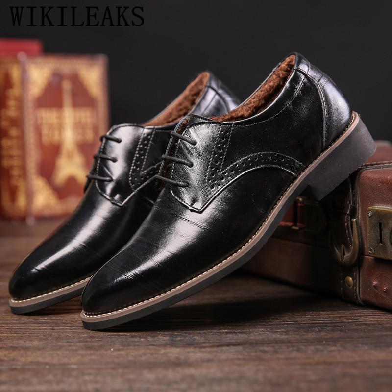 ad08f38c9db9fa Acheter Hommes Italiens Chaussures Formel Chaussures En Cuir Hommes Robe De  Mariée Designer Oxford Pour Zapatos De Hombre De Vestir Formal De $44.65 Du  ...