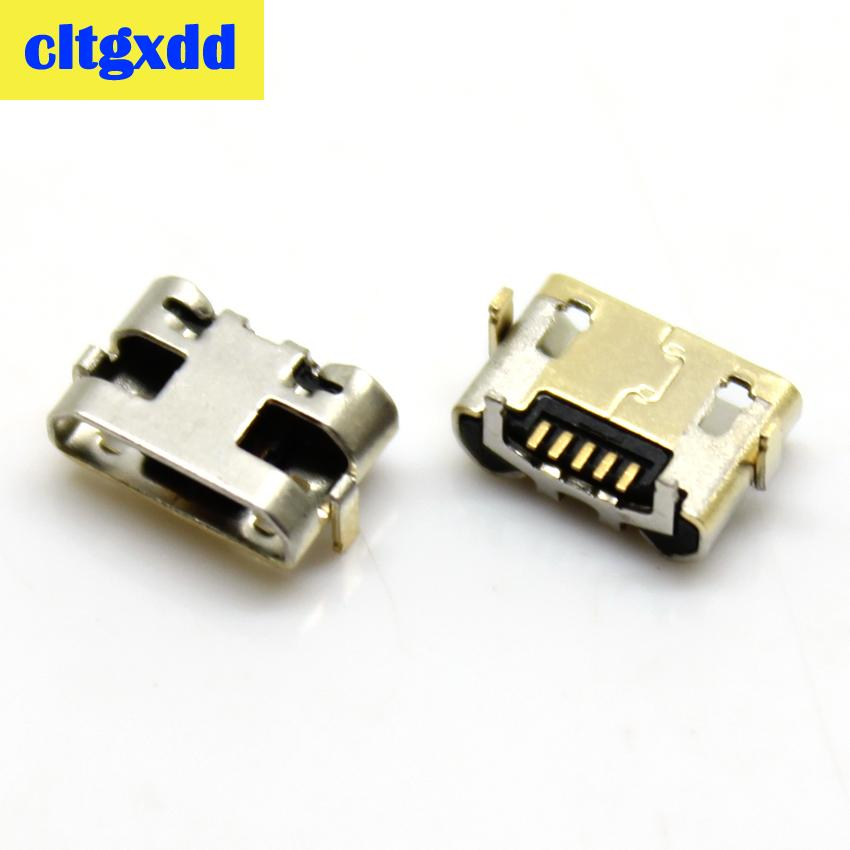 cltgxdd Micro USB Charging Socket Port Connector Plug for Amazon Kindle  Fire 5th Gen SV98LN For Lenovo TB3-710F ZA0R USB jack