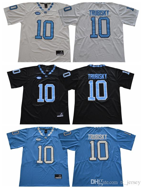 aaa8704094c 2019 NCAA Mens Jersey North Carolina Tar Heels 10 Mitchell Trubisky College Football  Jersey High Quality Customize From Tt_jersey, $20.58 | DHgate.Com