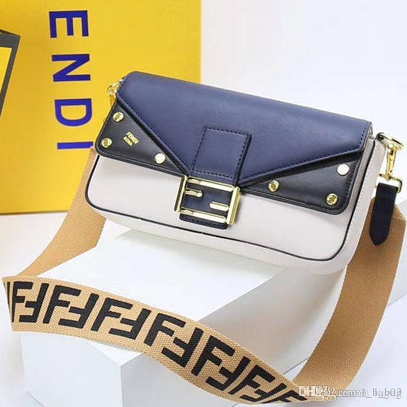 b78d55a7ad2 2019 Women handbag waist pack ladies designer waist pack designer handbag  high quality lady clutch purse retro shoulder bags 1pcs