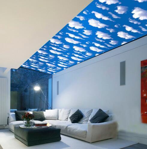 Creative 3d Wall Wallpaper For Living Room Mural Poster Self