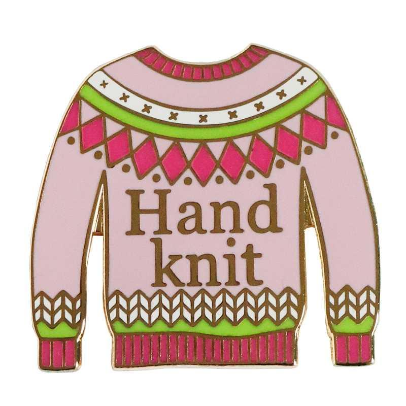 9a27fd4dcd753 Knit Brooch Knitting Jewelry