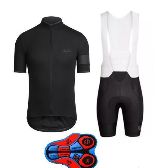 2018 New Team RAPHA Cycling Jersey Short Sleeve Road Bike Shirts Shorts Set  Breathable Pro Cycling Clothing MTB Maillot Ropa Ciclismo Bicycle Clothing  Mtb ... c49a10746