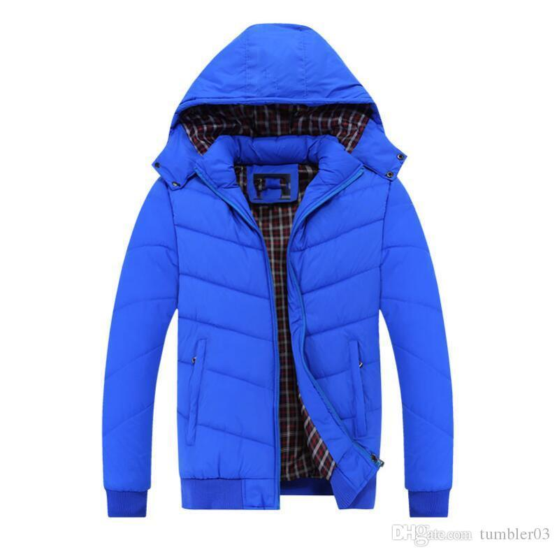 Luxury Designer Down Jacket Men Winter Portability Warm 100% Hooded Man Coat jaqueta masculino chaqueta hombre Free shipping 1739