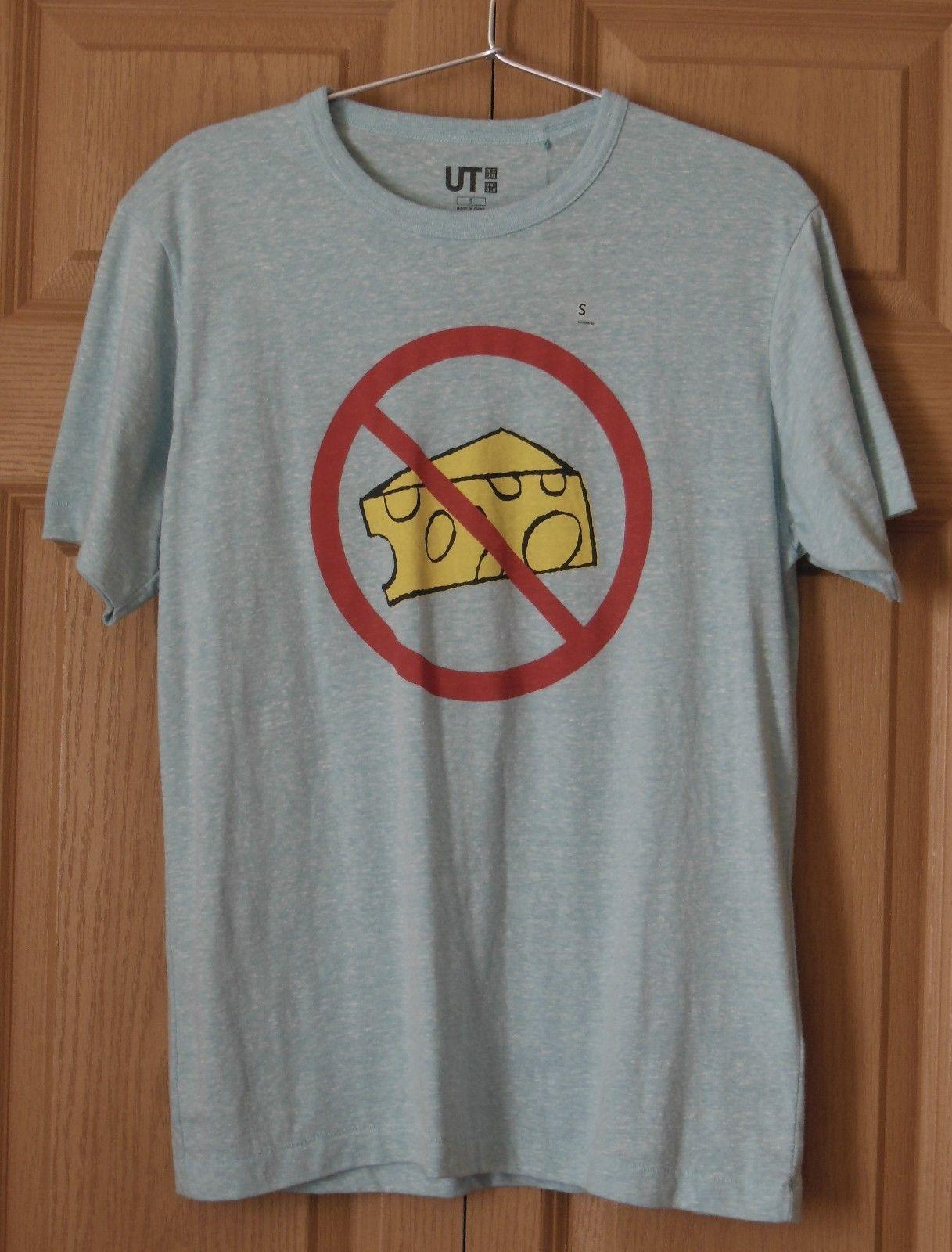 170d855544a Tom And Jerry X Uniqlo Limited T Shirt Sold Only In Japan Men