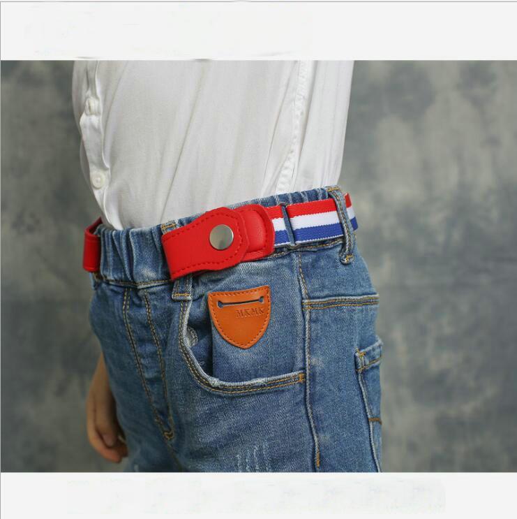 a8d2fd157 Compre Mezcle es Para Niños Cinturones Cinturones Infantiles Creativos Niños  Niñas Pantalones Simples Con Correas Para Bebés Coronas Elásticas A  1.93  Del ...