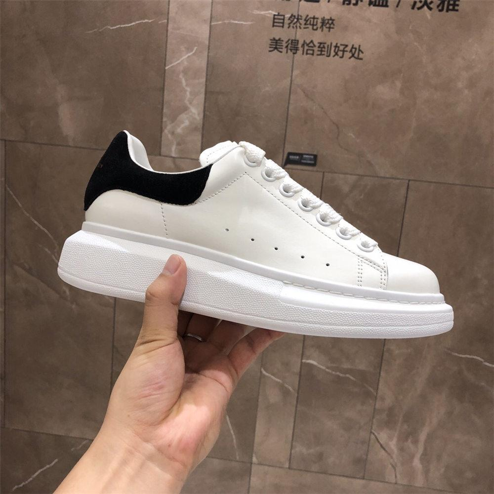 2018 Lace Up Designer Comfort Pretty Girl Women Sneakers Casual Leather Shoes Men Womens Sneakers Extremely Durable Stability