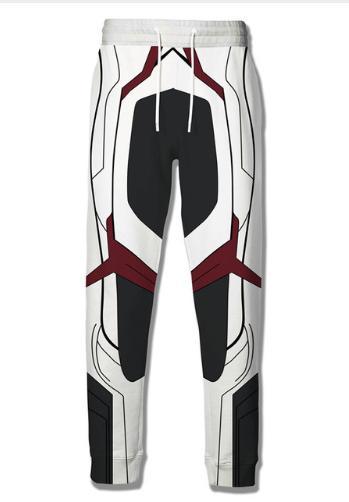 54cdad18b7e77 2019 New Long Pants Men Avengers 4 Endgame Quantum Realm Iron Man 3D Full  Print Sweatpants Straight Harajuku Streetwear Casual Trousers V04 From ...